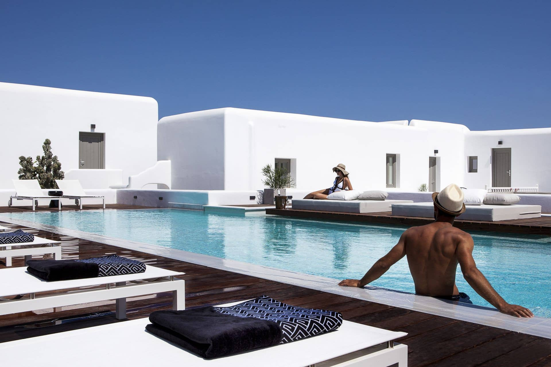 The 5 best new mykonian hotels another part of paradise for Top design hotels mykonos